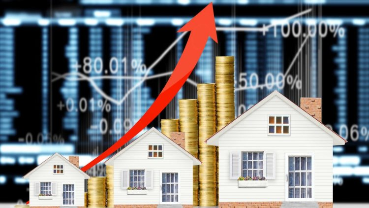 House prices settle on high