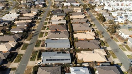 In the race to house Canberra's booming population, some are unsure about the bush capital's development
