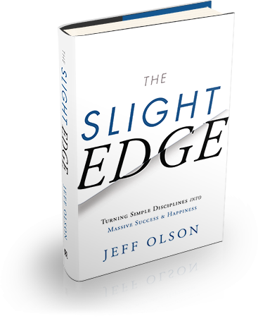 Book Review: The Slight Edge by Jeff Olson