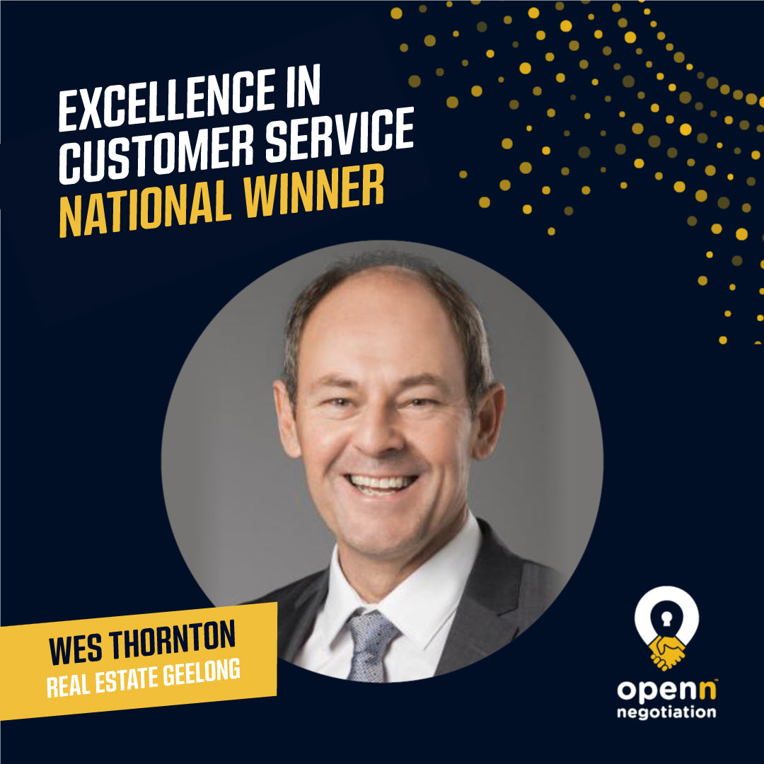 Openn Negotiation 2020 National Winner Excellence in Customer Service