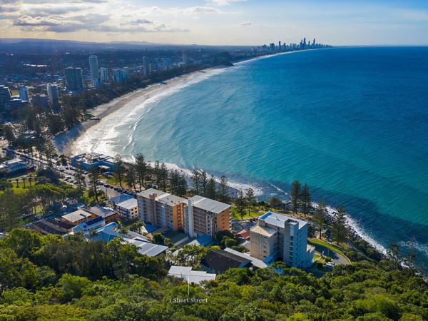 Gold Coast property in demand from southern state buyers despite the closed border