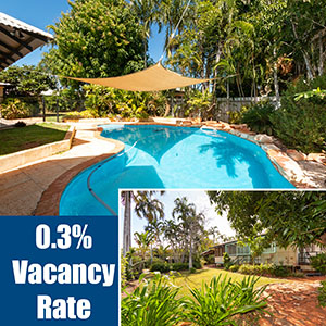 Low Vacancy Rates in Broome & Perth