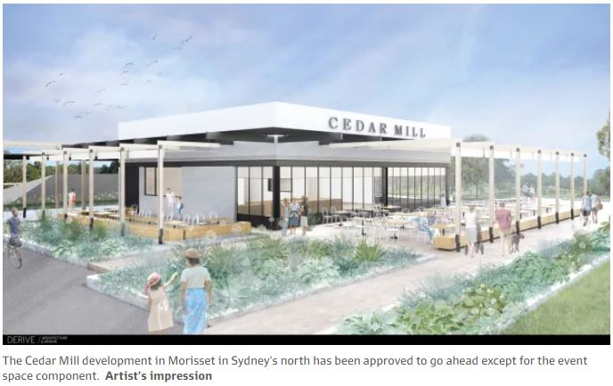 Winarch Capital's Morisset development gets approval