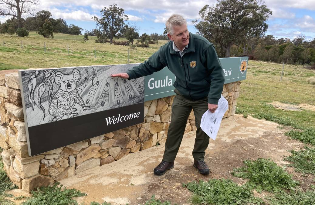 New national park opens with aim to protect koalas 'for future generations'