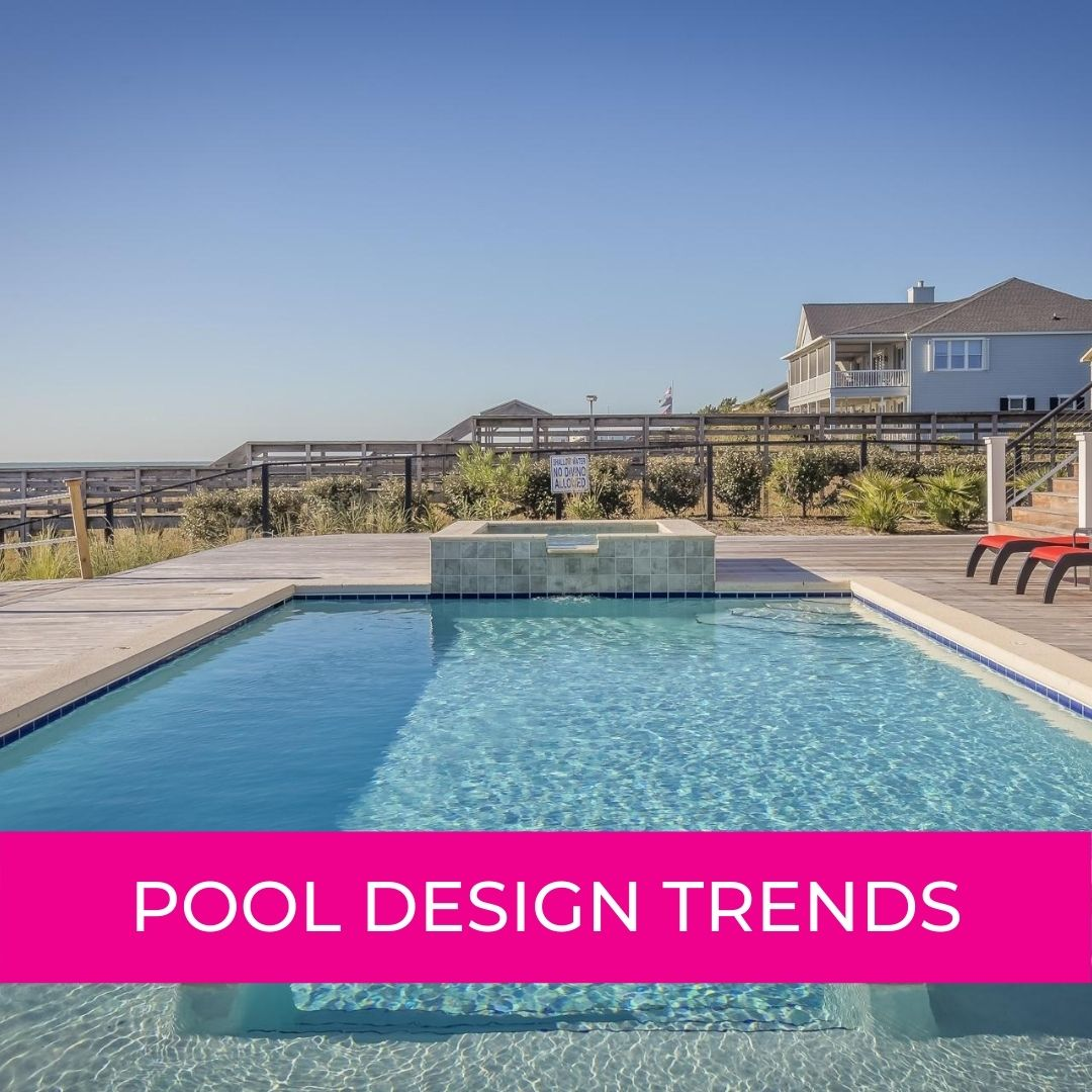 Pool Design Trends for 2020