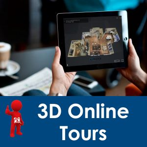 3D Tours Immediate Satisfaction