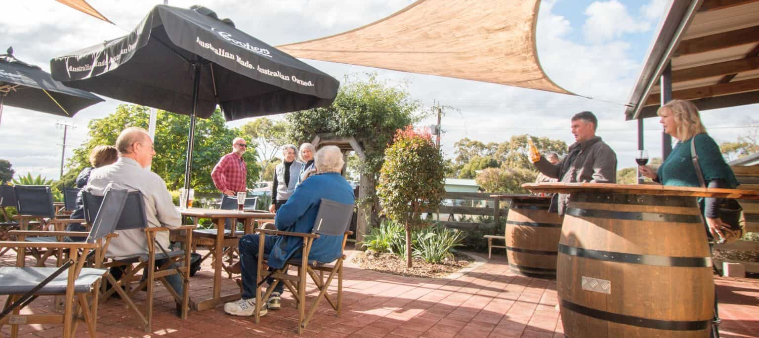 Discover foodie hot spots in the Coorong!