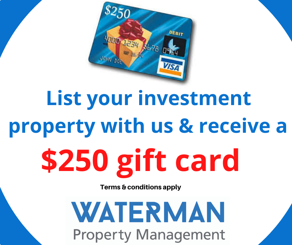 Spring in to Waterman Property Management & Win!