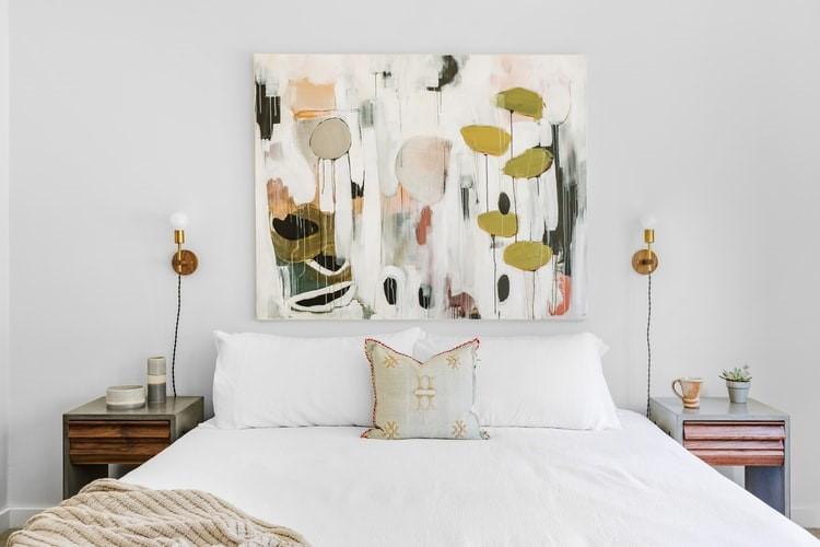 Trends emerging in bedrooms