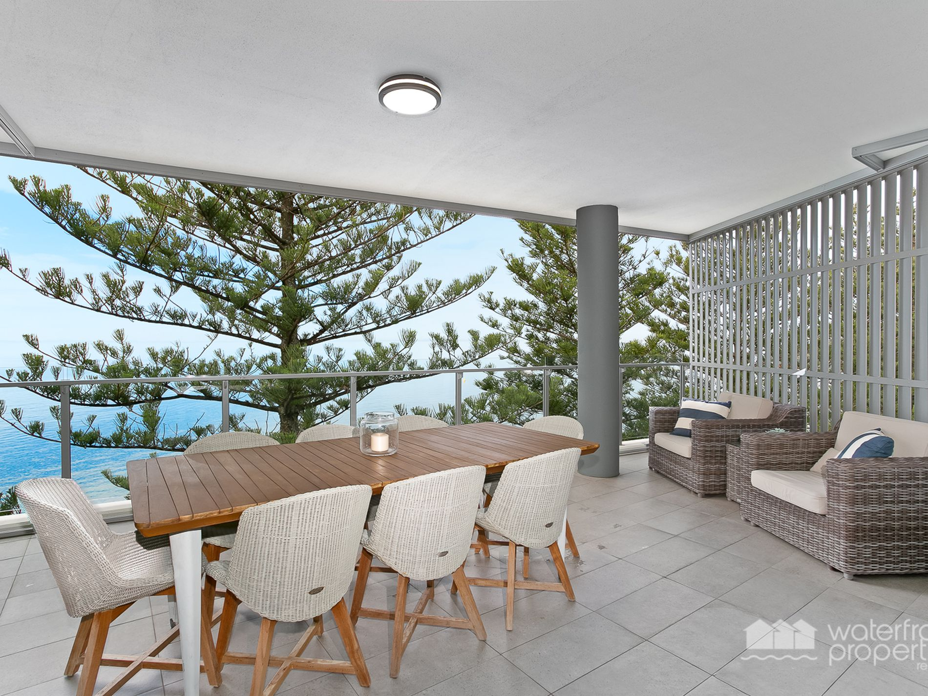 Absolute Waterfront Apartment hits the market on Redcliffe peninsula