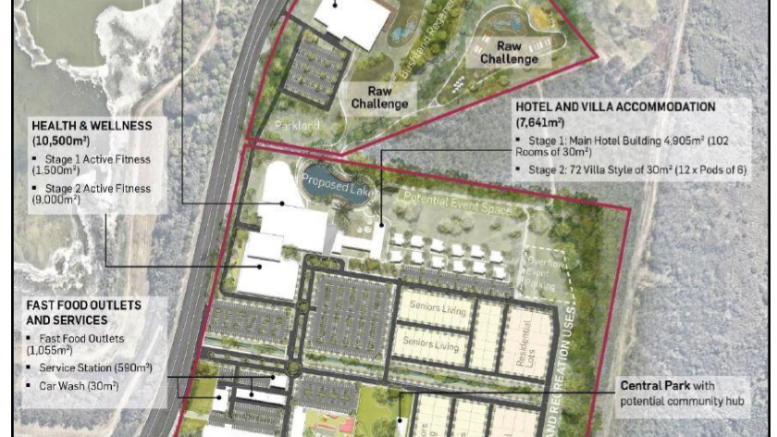 Major housing and recreation redevelopment at Doyalson planned