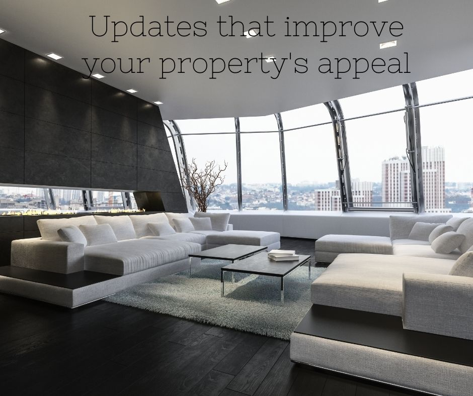 Updates that improve your propertys appeal