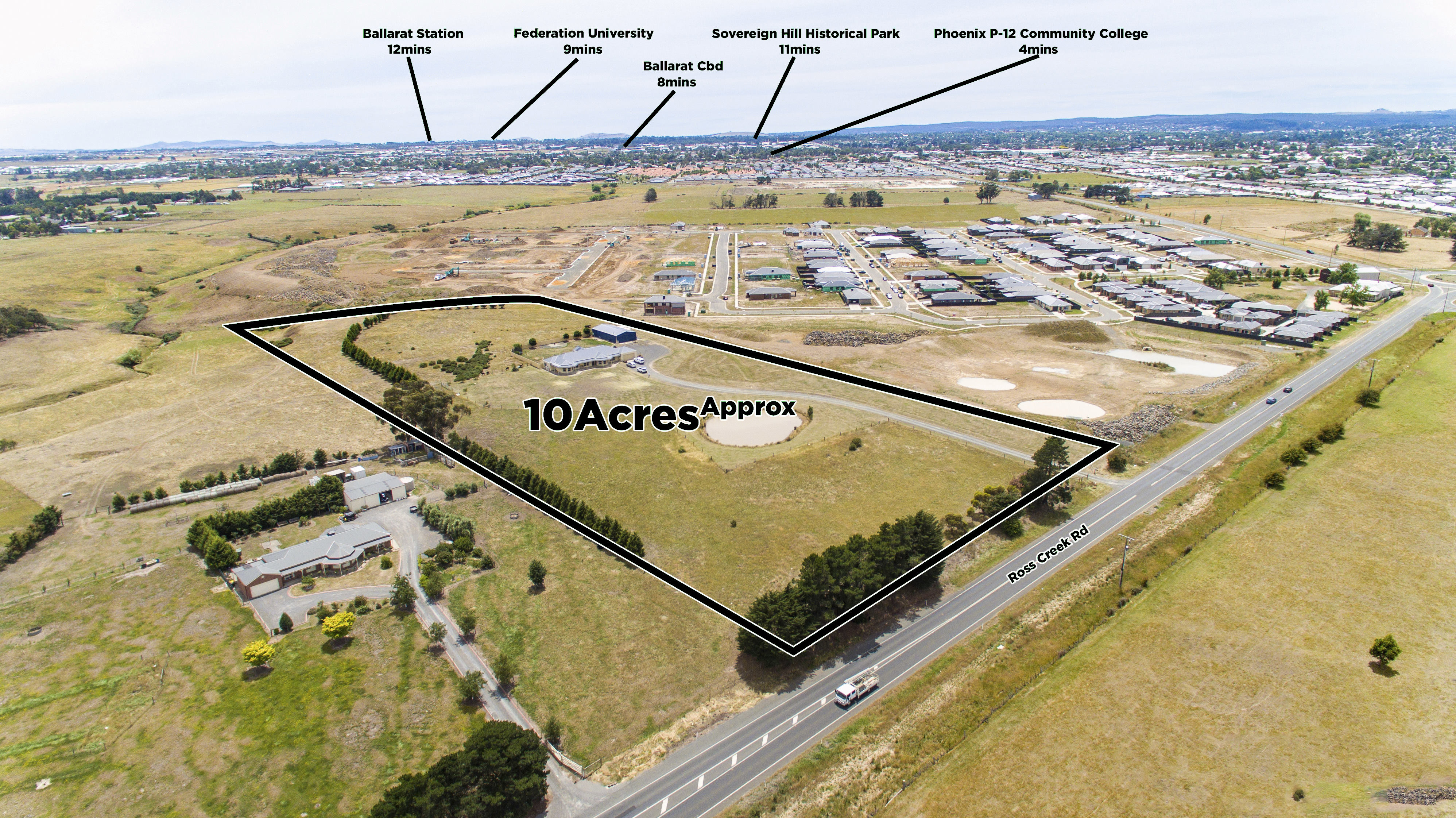 RESIDENTIAL DEVELOPMENT SITE - READY to DEVELOP PROJECT