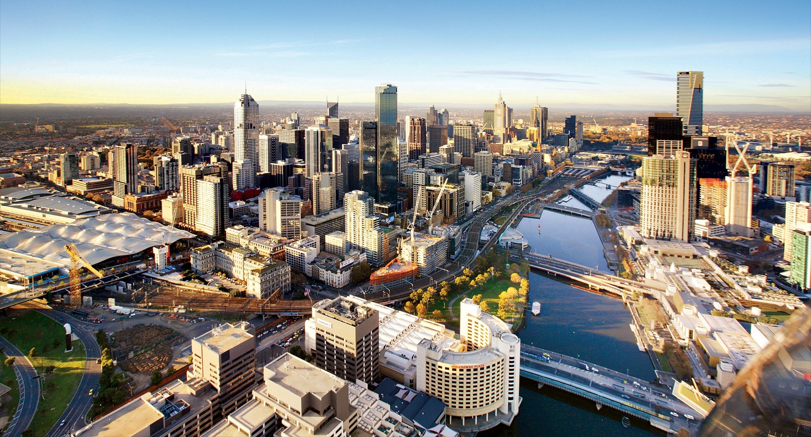 Melbourne's property market accelerates after a weeks-long halt