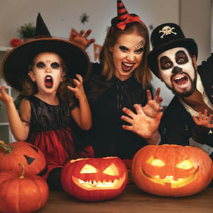 Halloween Home Decor Tricks
