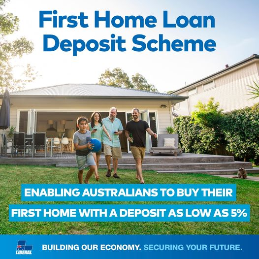 First Home Loan Deposit Scheme extended for new builds, price caps increased, by Tawah Razaghi & Elizabeth Redman of Domain