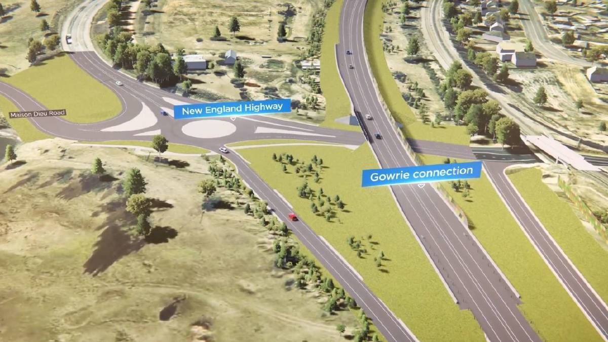 Federal Government to pledge $560 million towards the construction of the Singleton Bypass