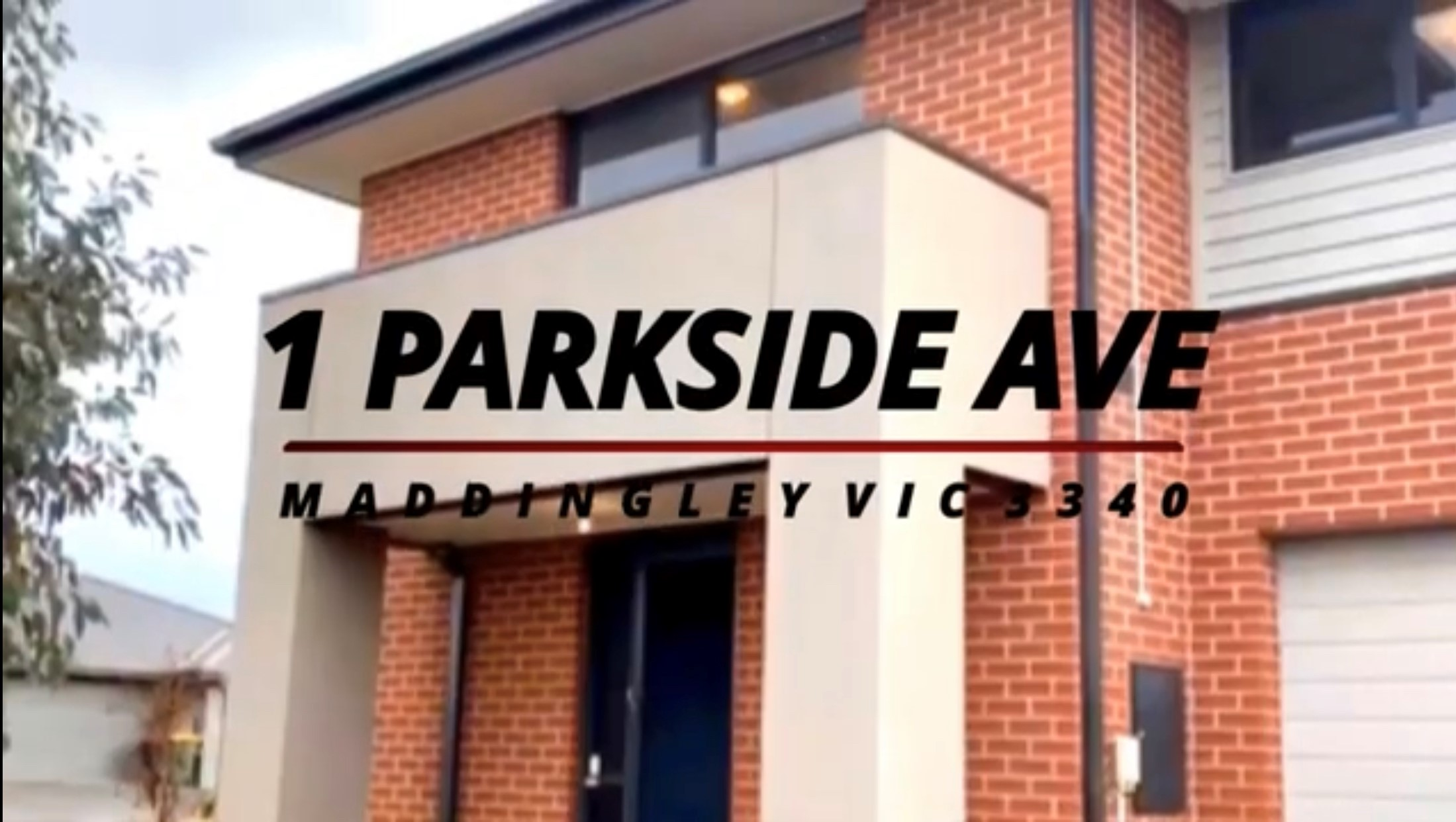 THE STORY BEHIND THE SALE OF 1 PARKSIDE AVE MADDINGLEY VIC