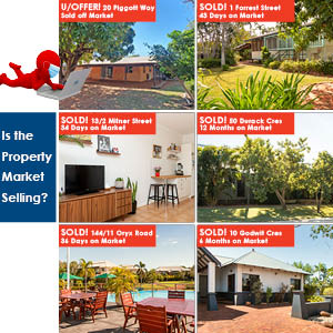Are Properties Selling in Broome Right Now?
