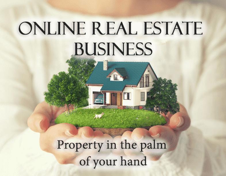 Online Real Estate Business
