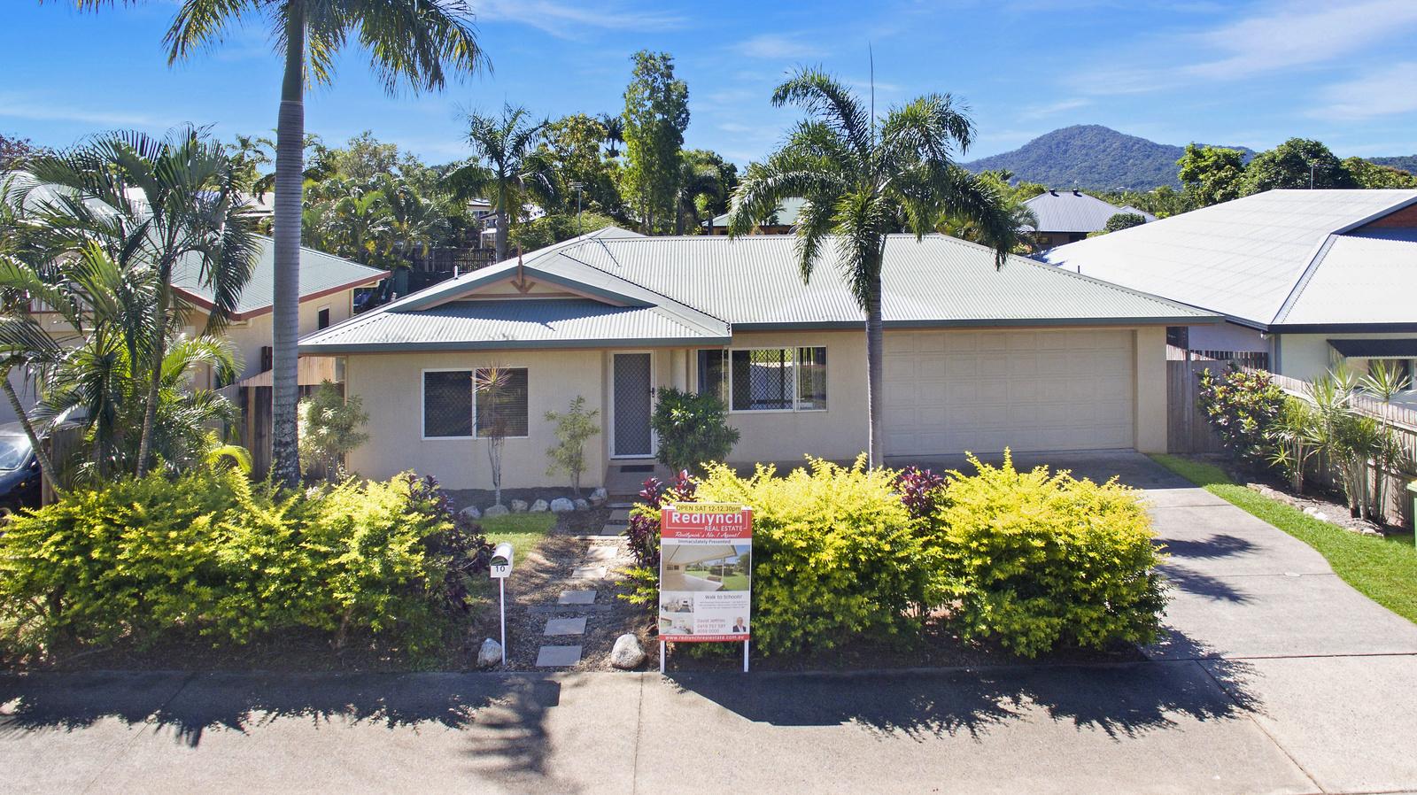 David has great understanding of the Cairns housing market