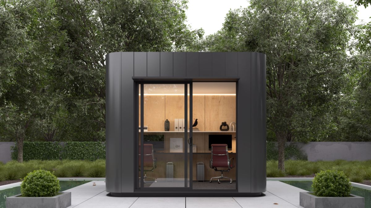How Backyard Office Pods Could Solve Your Working From Home Dilemmas