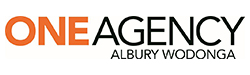 One Agency Albury Wodonga logo