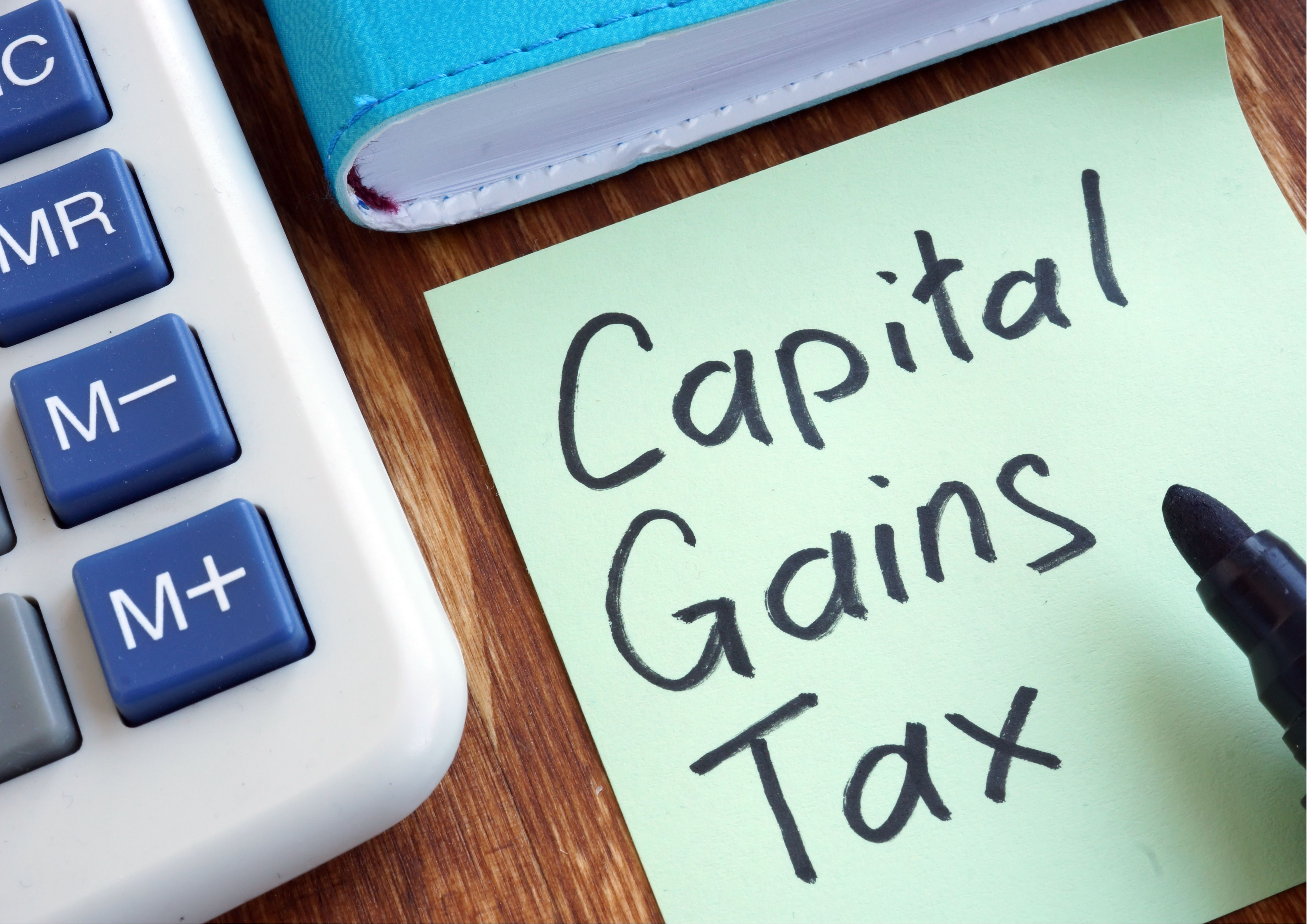 What is CGT Capital Gains Tax