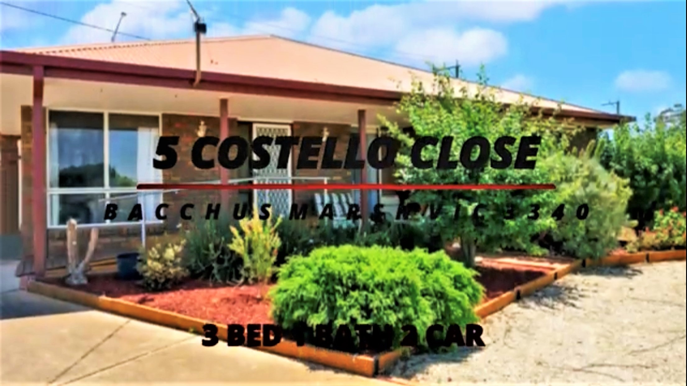 The story behind the sale of 5 Costello Close, Bacchus Marsh VIC 3340