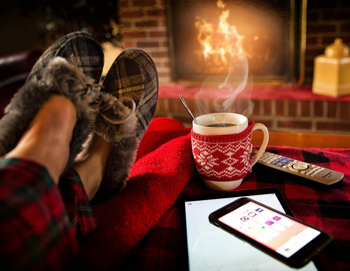 Sustainable heating during the colder months