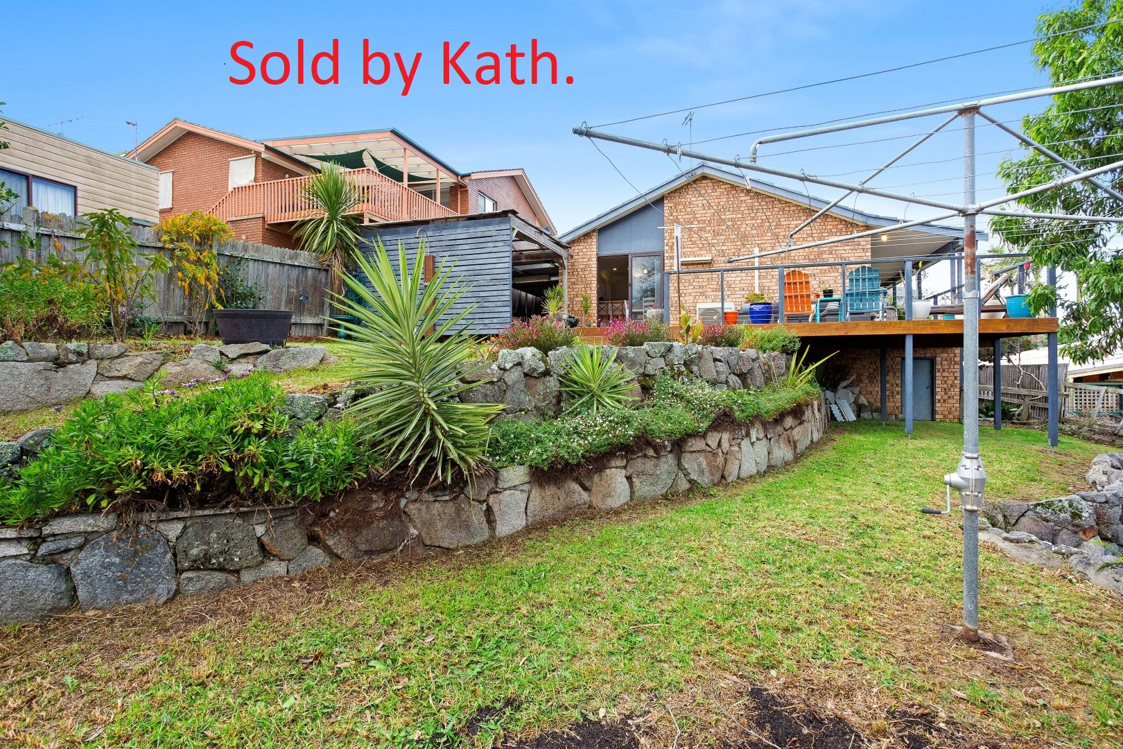 Thank you Kath for selling my home in record time & finding me a new home