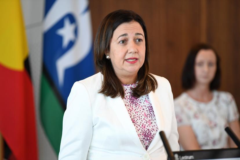 Greater Brisbane locked down: Queensland Premier Annastacia Palaszczuk makes shock COVID announcement