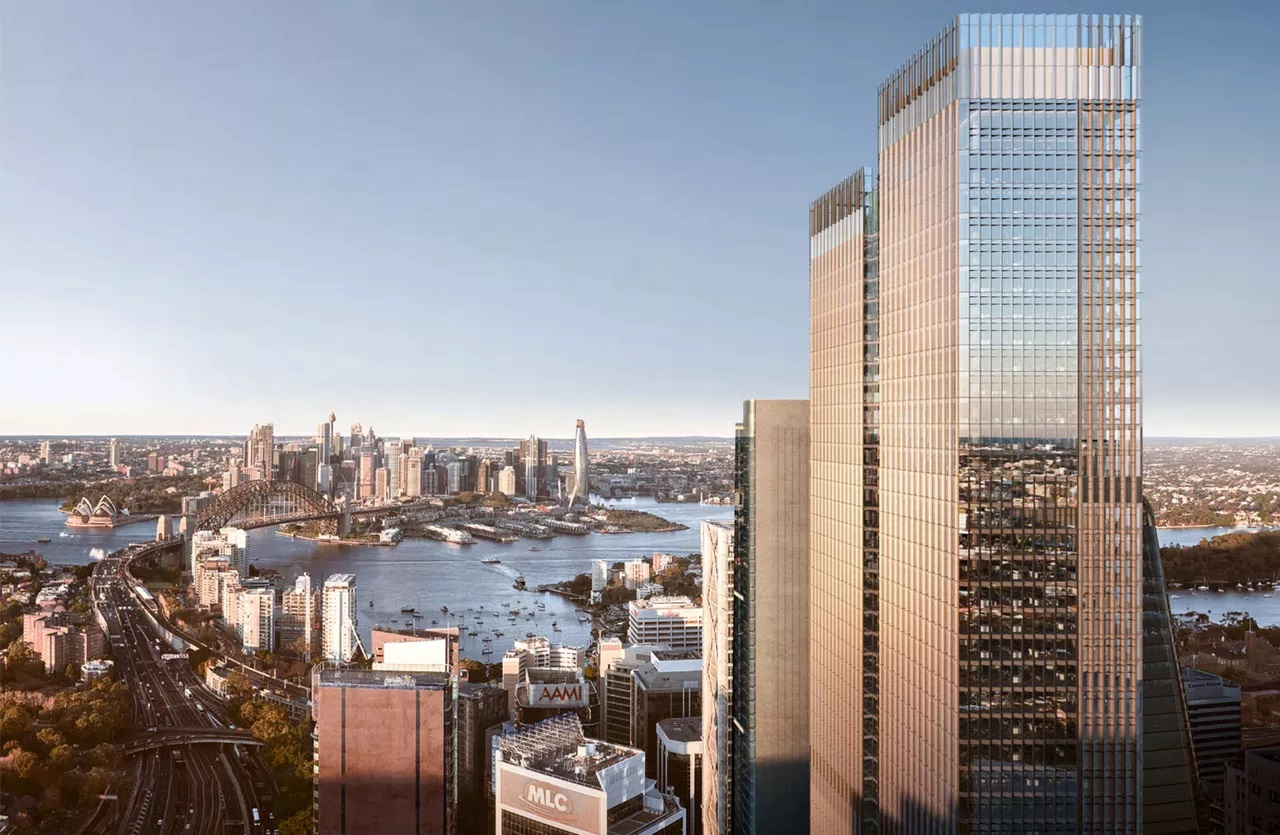 Stockland Lodges Plans for $500m North Sydney Tower