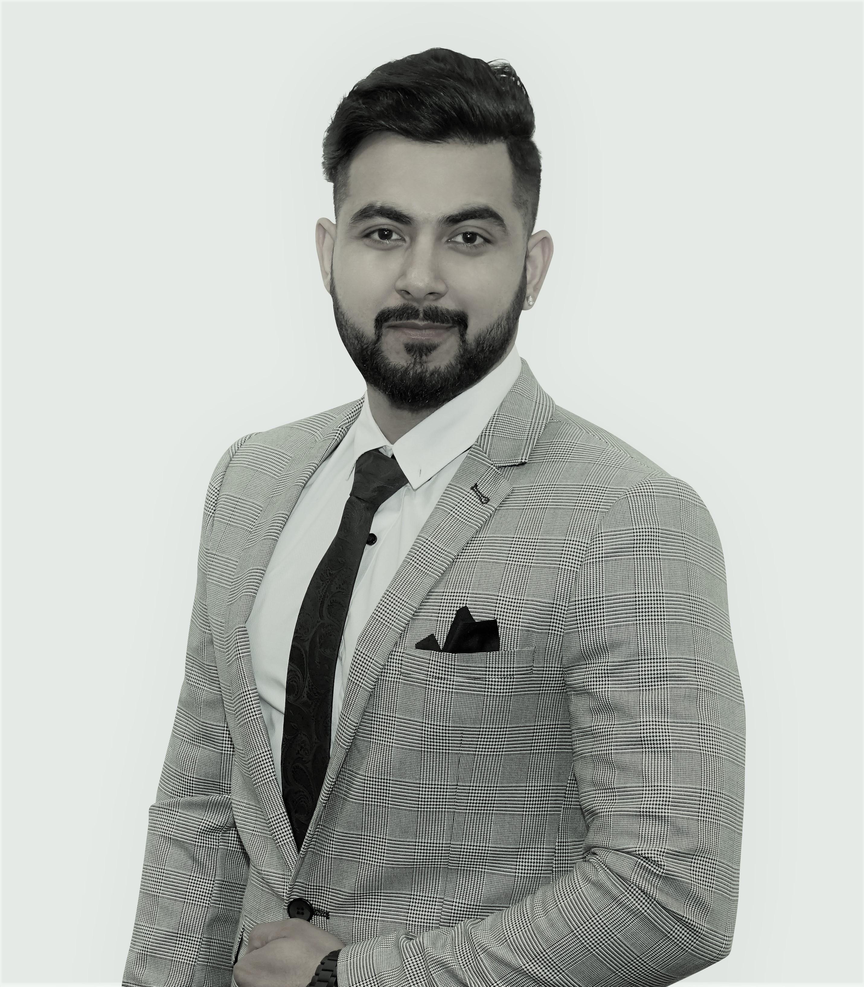 Ash Mahajan