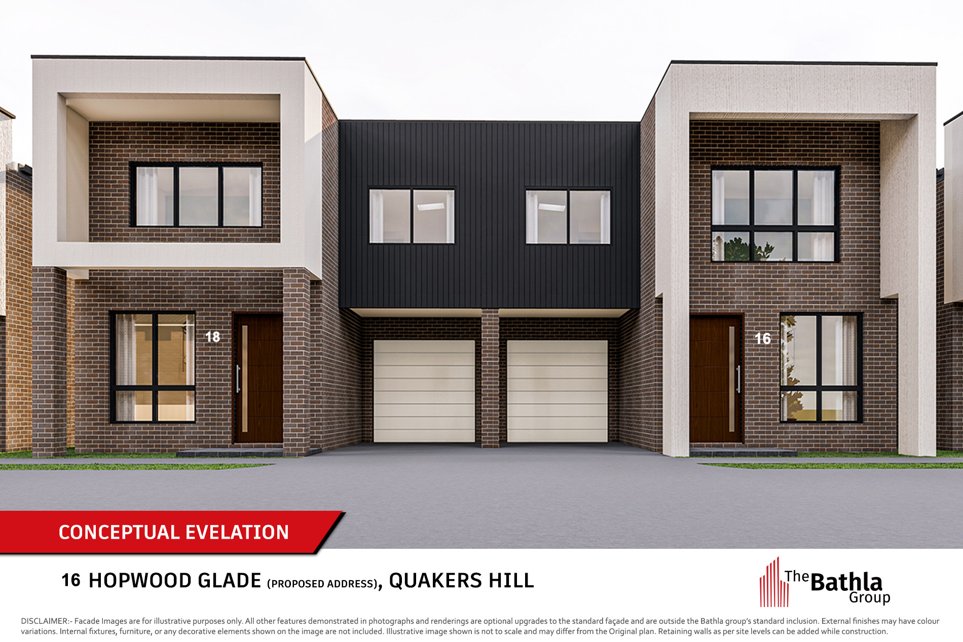 16 Hopwood Glade (Proposed Address), Quakers Hill