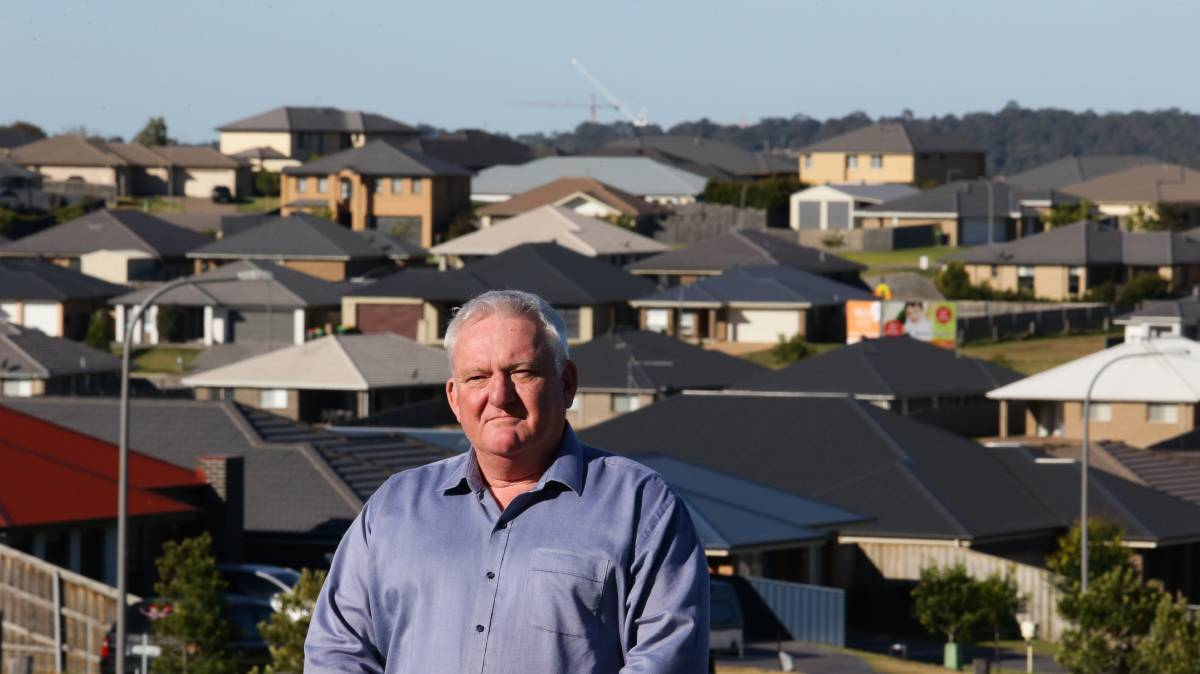 A school, shopping precinct, playing fields and 5000 homes ready for Lochinvar