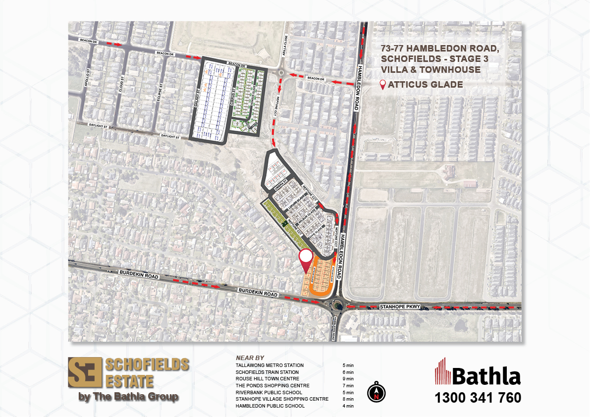2 Atticus Glade (Proposed Address), Schofields