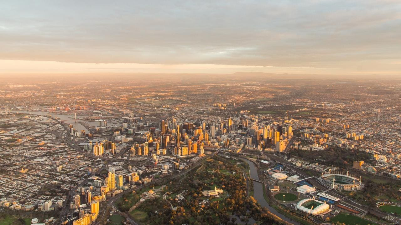 Melbourne's 10KM middle ring property prices soar