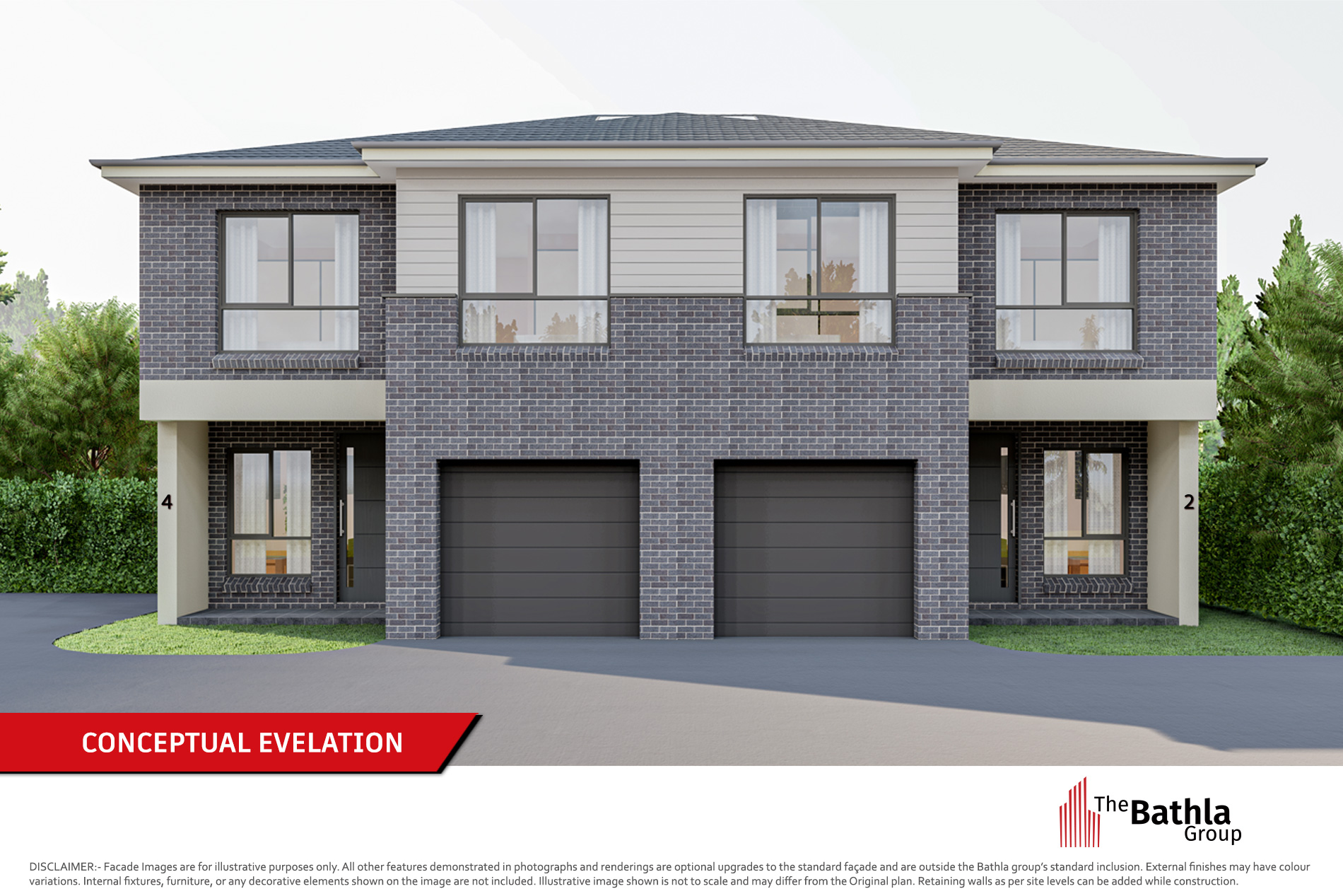 4 Calvert Glade (Proposed Address), Quakers Hill
