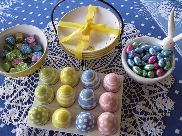 Sweet Ideas For Your Easter Table