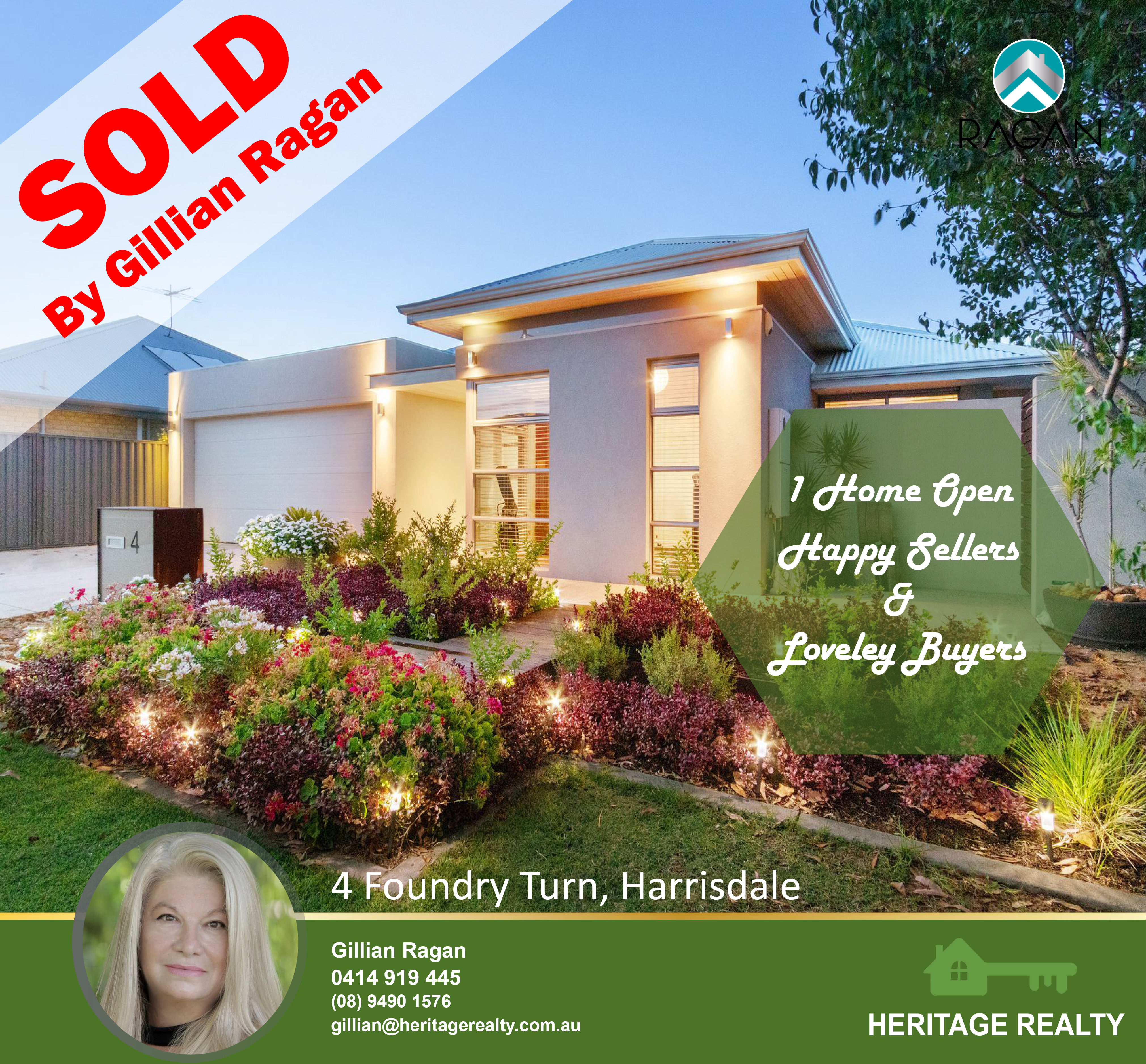 Buyer of a house in Harrisdale