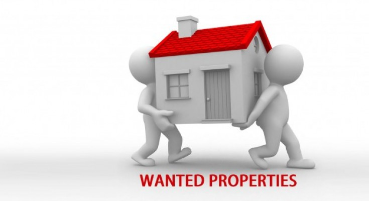 RECORD SALES - MORE PROPERTIES NEEDED