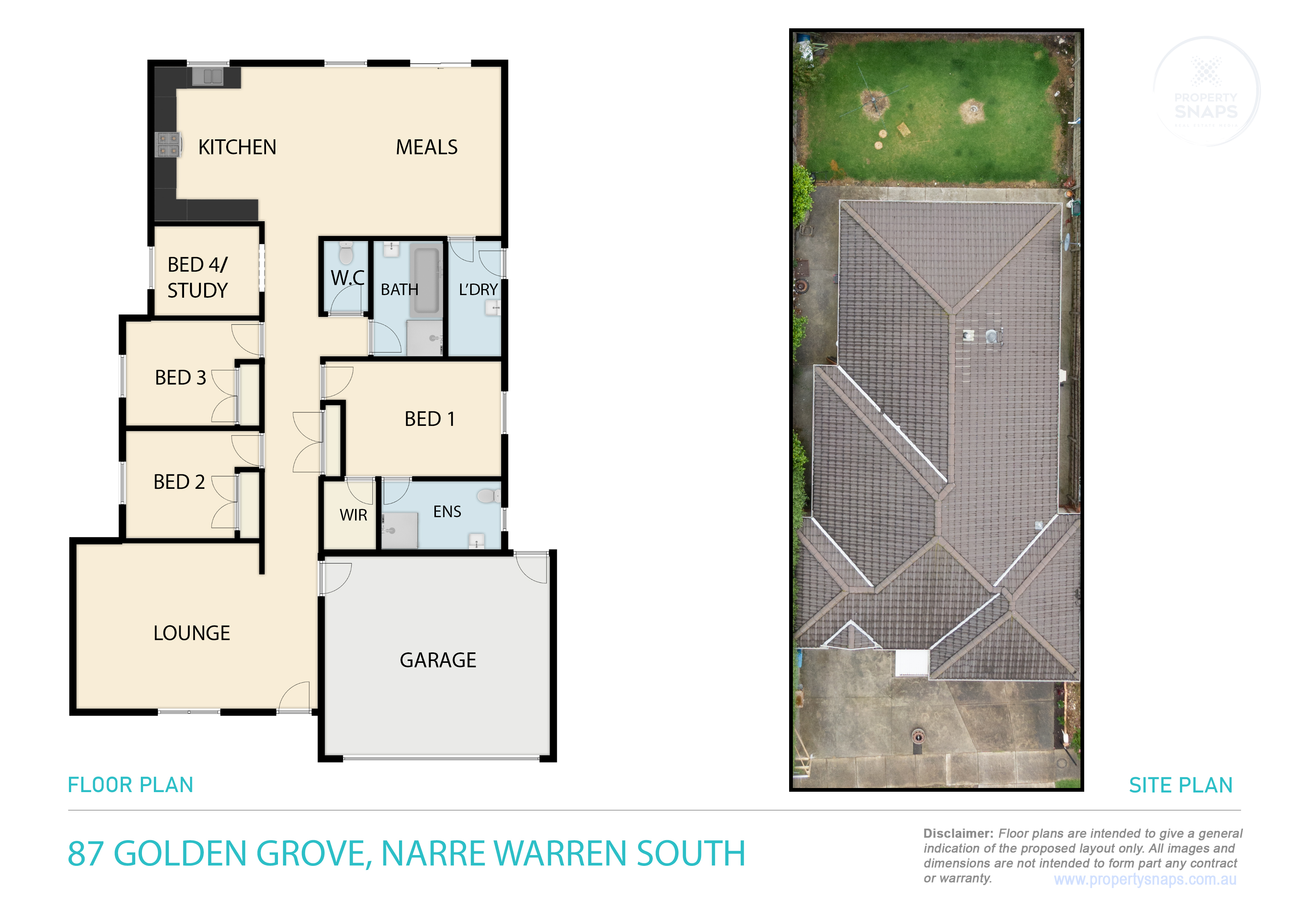 87 GOLDEN GROVE DRIVE, Narre Warren South