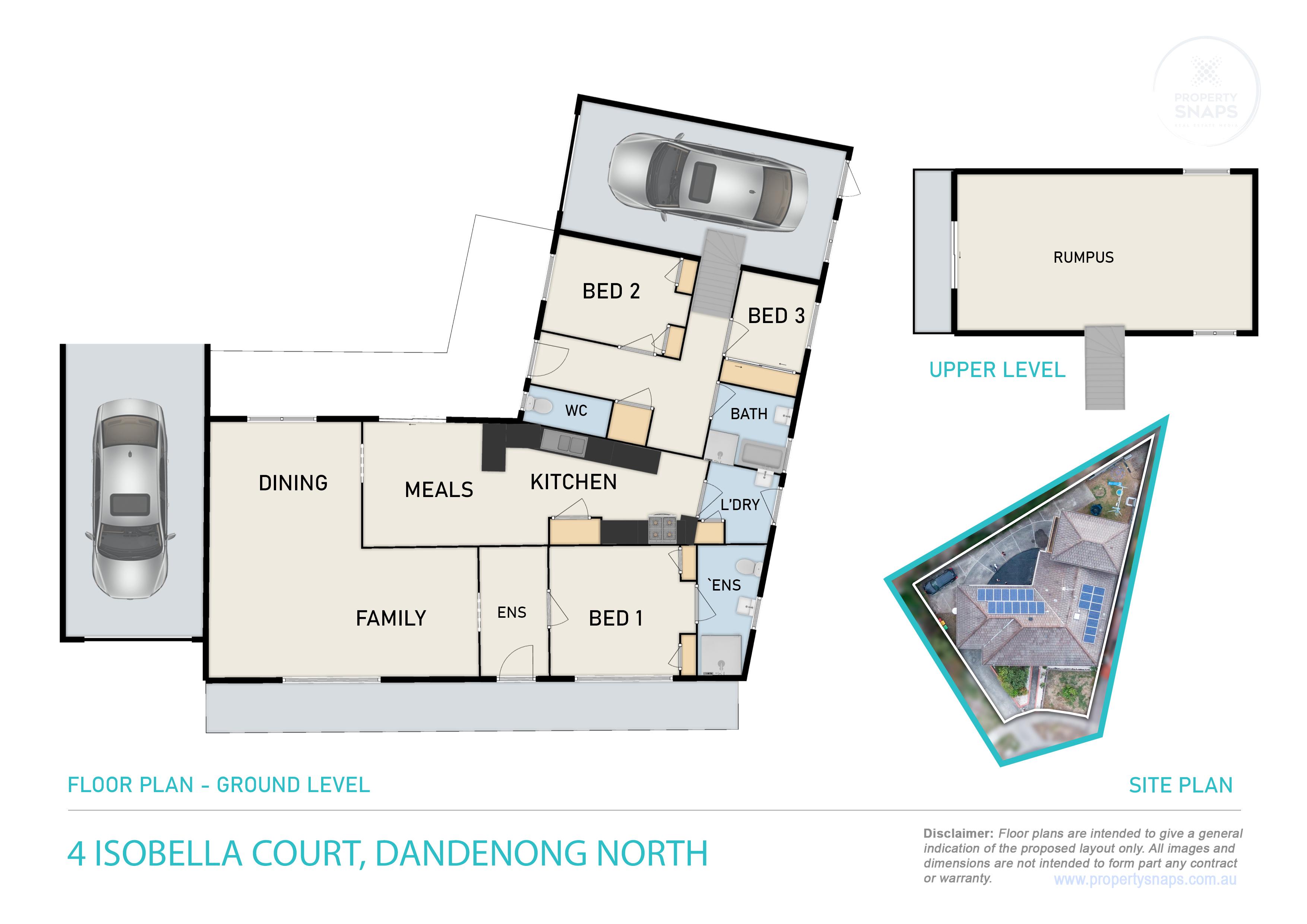4 ISOBELLA COURT, Dandenong North