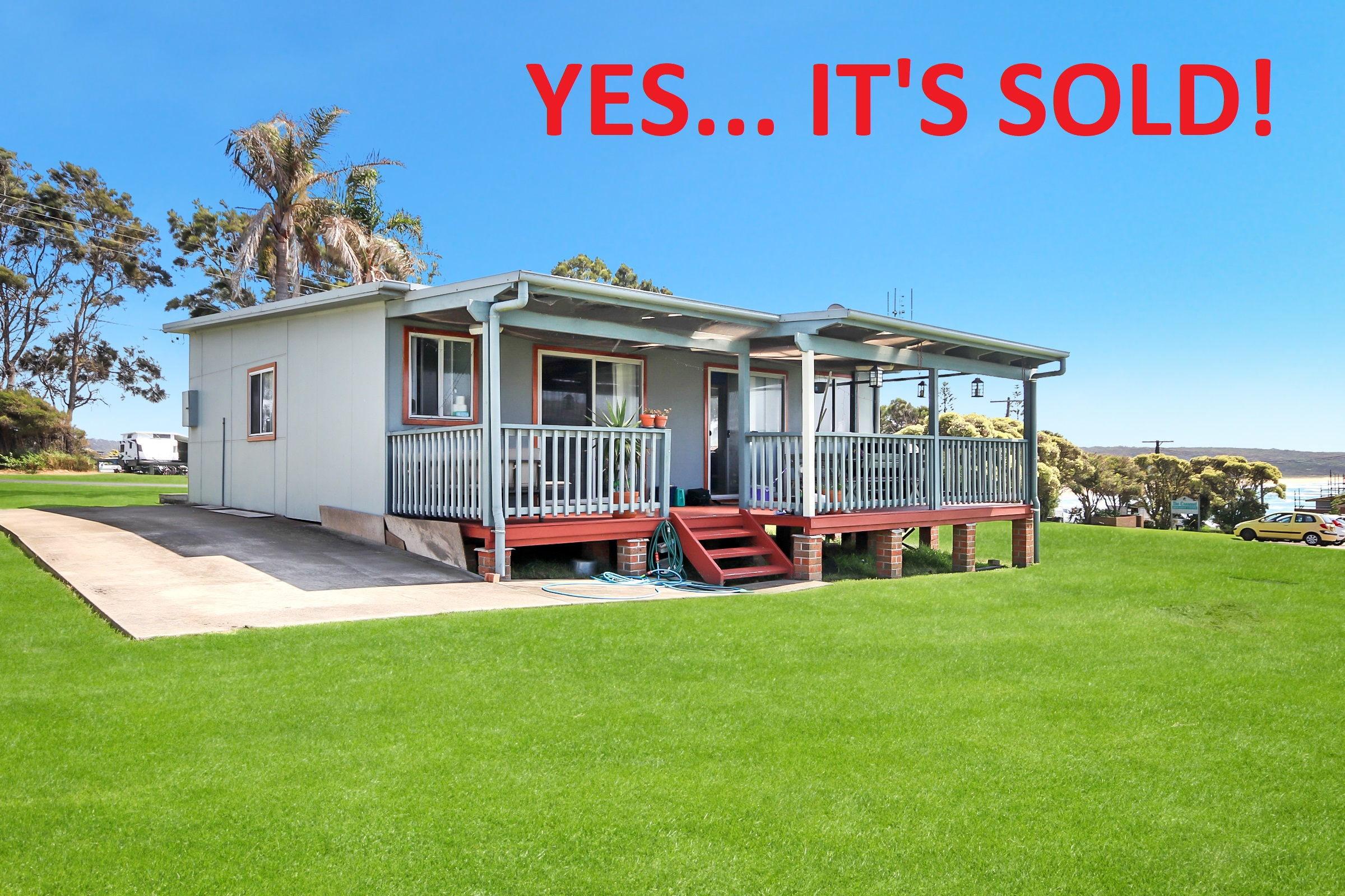 Rang Belinda to enquire about the property within two weeks we were the owners