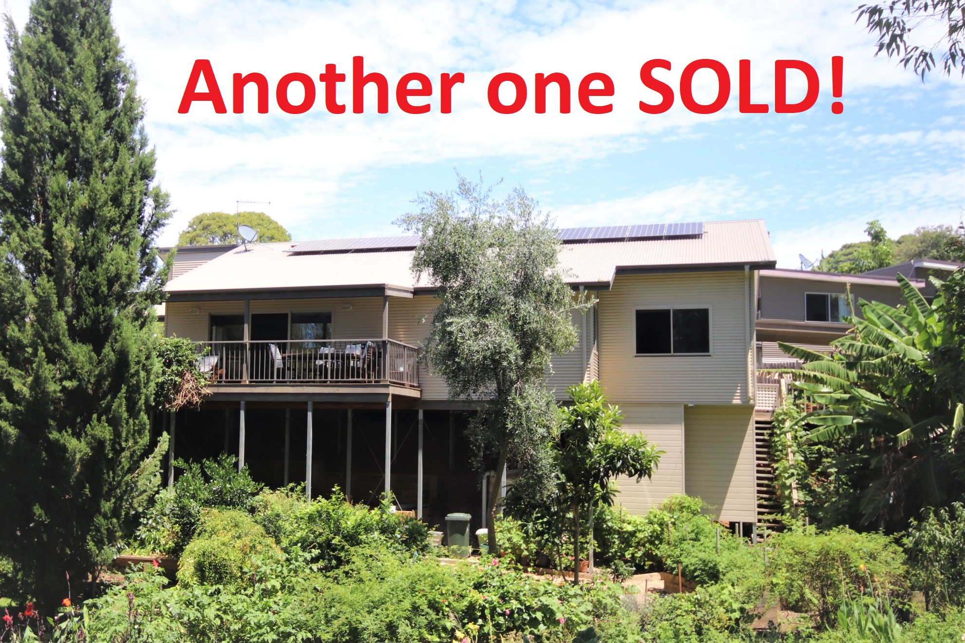 Sale of 2 Mitchell Place