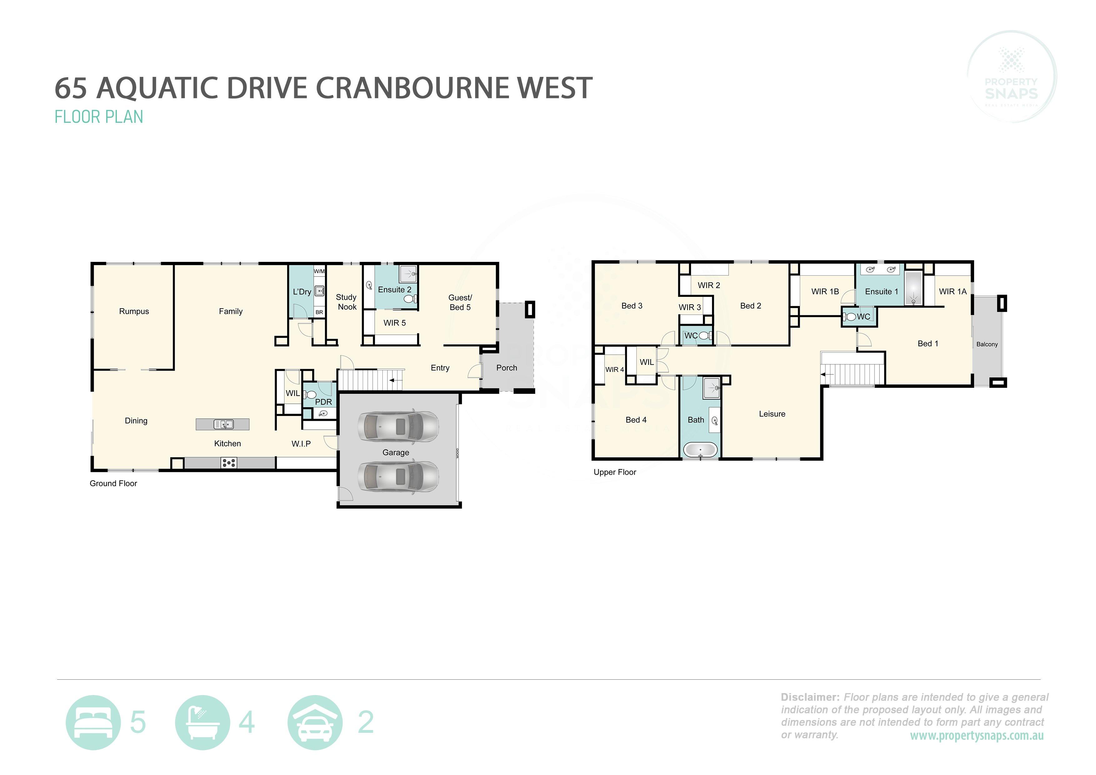 65 Aquatic Drive, Cranbourne West