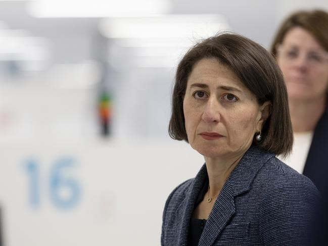 'It would be horrific': Gladys Berejiklian comments on Spring Farm class action