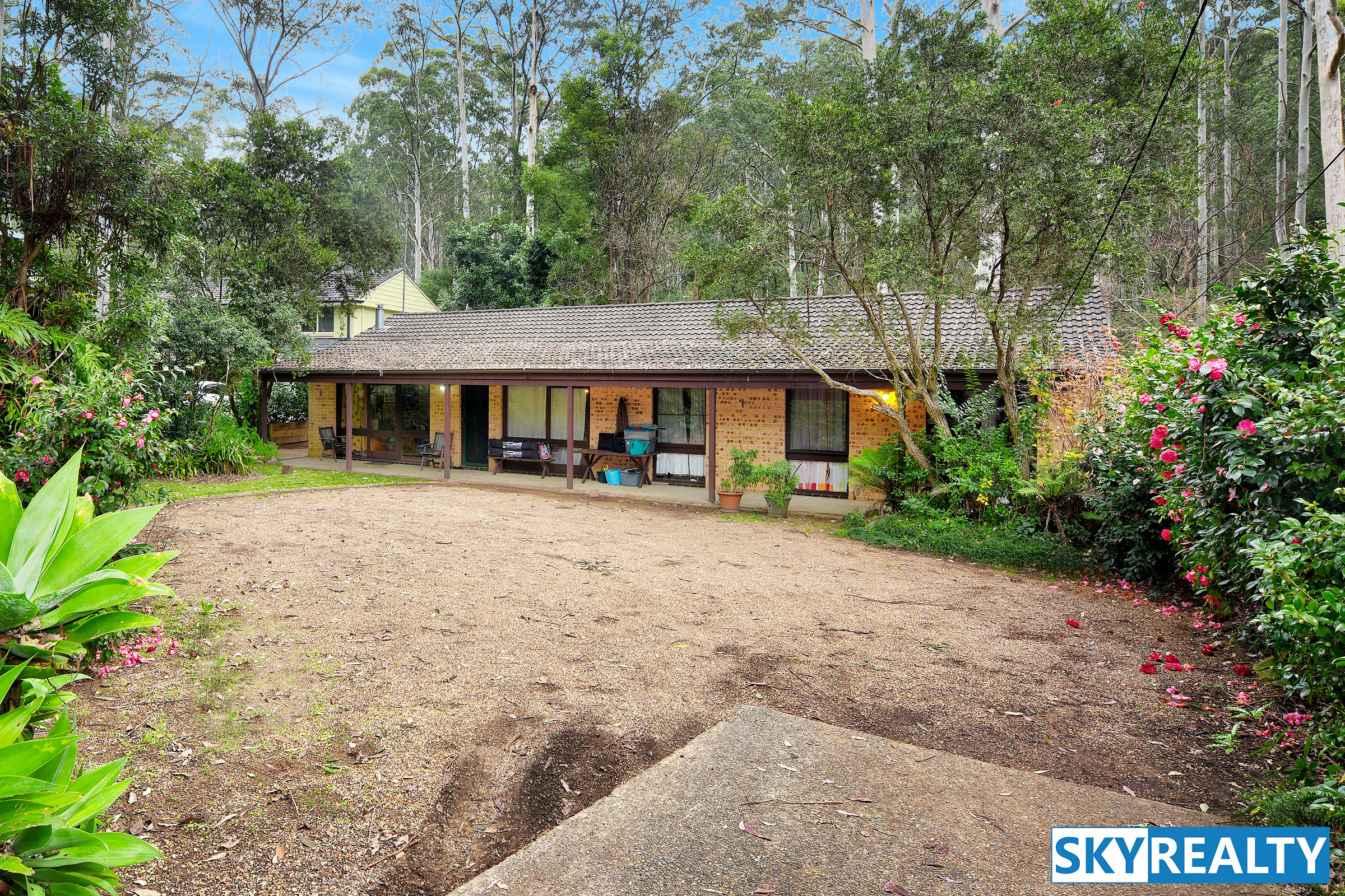 A Private Oasis, Large Block & Stunning Forest Like Backdrop