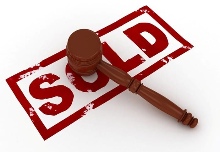 Auction or Asking Price? Your sale options